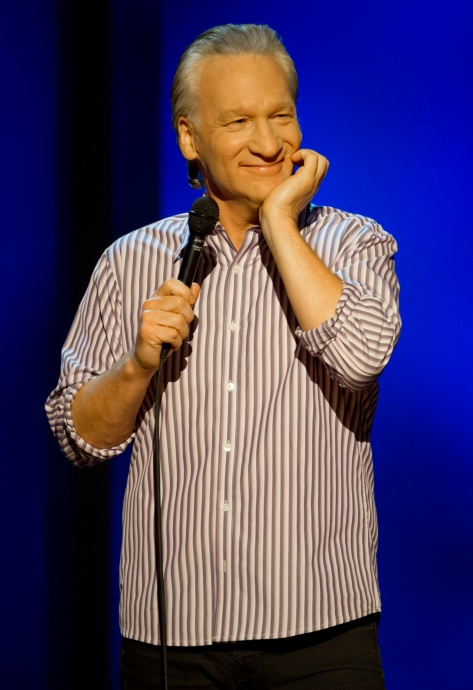 Bill Maher Proposes Eating Newt Gingrich (Maui Now)