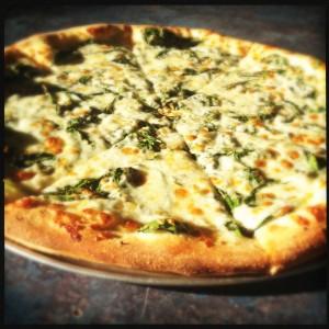 Shaka pizza