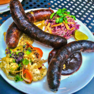 House-made sausages and burgers are good bets at Butcher & The Boar (Charleston City Paper)