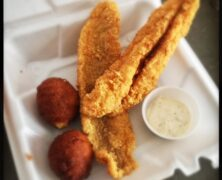 Come to Rodney Scott's for the 'cue, stay for the catfish sandwich (Charleston City Paper)