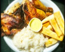 You'll get a taste of South America at Mario's Peruvian Chicken (Charleston City Paper)