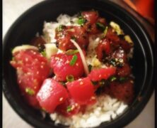 Lana'i 'Ohana Poke Market: Magically Delicious (Maui Now)