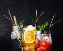 We asked local bartenders to create a cocktail using only three ingredients – and share the recipes (Charleston City Paper)