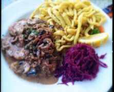 Brigit and Bernard's: Sausages and Schnitzels Stand Out (Maui Now)