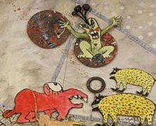 Artist Jefferson Stillwell Creates Contagious Fun (MauiNow.com)