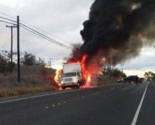 Ice Cream Truck Fire Sparks Reform Debate (Maui Now)