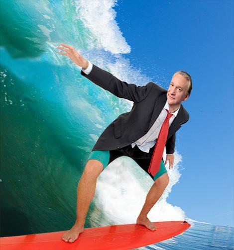 Bill Maher Talks Shyness, Politics and Pakalolo (Maui Now)
